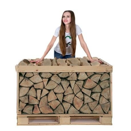 Oak Full Crate Kiln Dried Logs